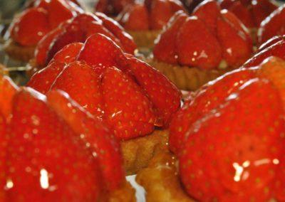 tarte fraise fait maison